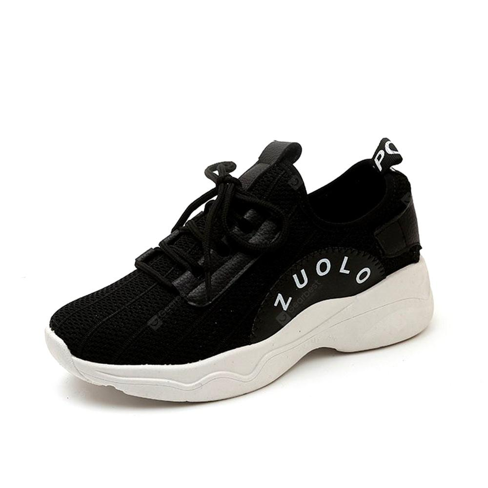 Fabric Material Sports Casual Shoes