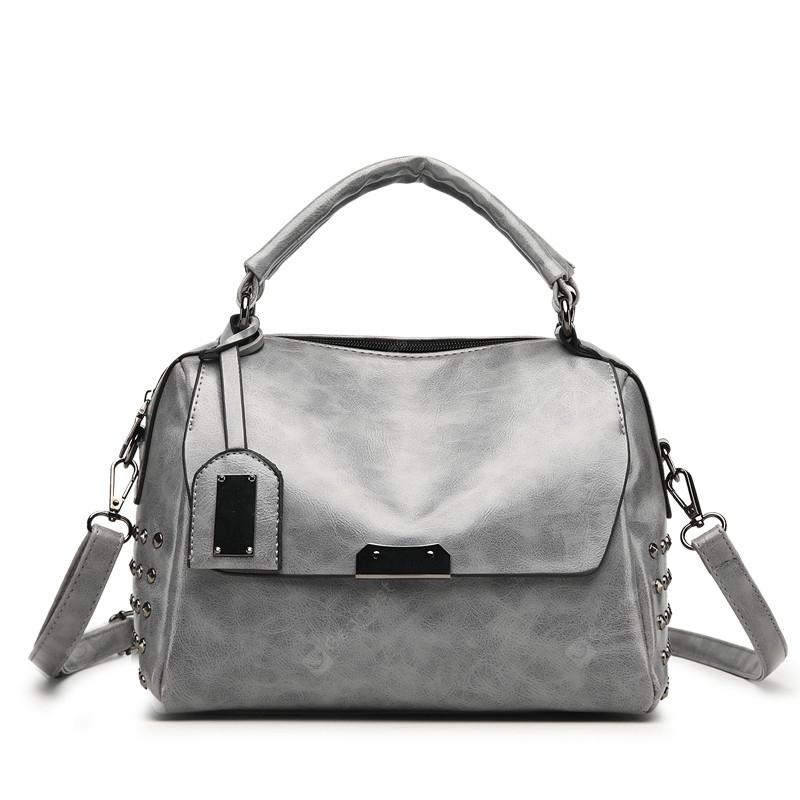 LIGHT GRAY, Bags & Shoes, Women's Bags, Crossbody Bags