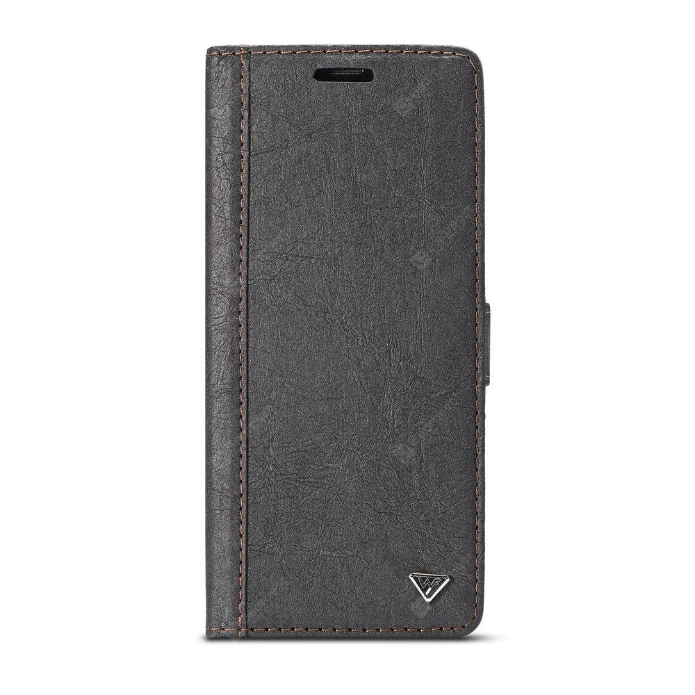 pretty nice d5719 2ace7 WHATIF for Samsung Galaxy S8 Plus Detachable Wallet Phone Case with DIY  Feature