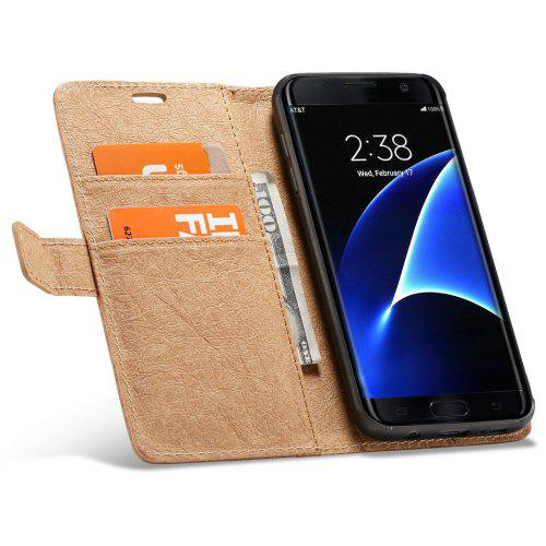 huge discount 44379 f80d9 WHATIF for Samsung Galaxy S7 Edge Flip Wallet Detachable Phone Case DIY  Feature
