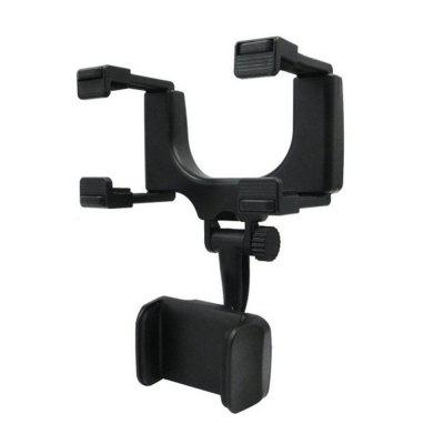360 Degree Car Rearview Mirror Mount Mobile Phone Holder Stand