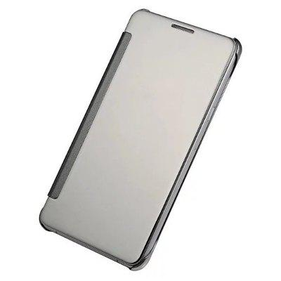 Luxury Mirror PU Leather Smart Flip Hard Protective Back Cover Case for One Plus 3