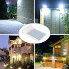 BRELONG 36LED Solar Infrared Sensory Courtyard Lighting Wall Light - WHITE