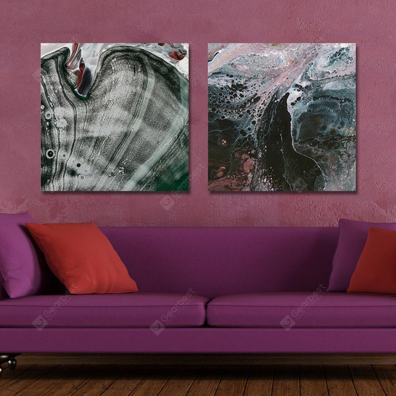 MY43-CX - 130-194 Fashion Abstract Print Art Ready to Hang Paintings 2PCS