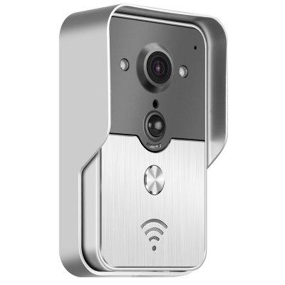 KW01 AU Smart Doorbell for Smartphones and Tablets  720P WiFi Video Doorphone