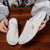 Men'S Home Slippers Shoes - WHITE