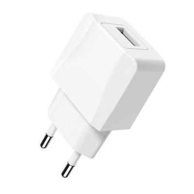 European Mobile Phone Charger USB Power Plug