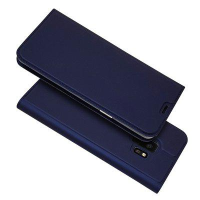 Leather Flip Case for Samsung Galaxy S9 Wallet Phone Cover