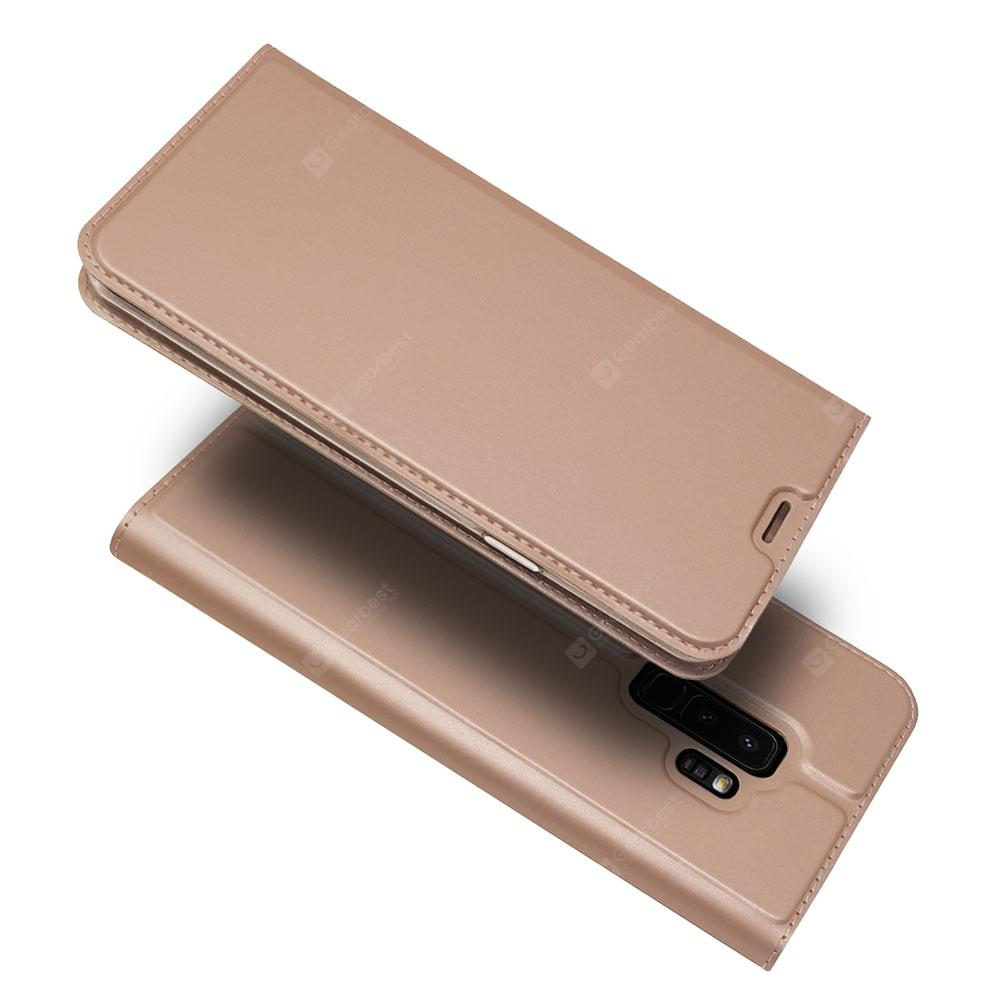 Leather Flip Case for Samsung Galaxy S9 Plus Wallet Phone Cover