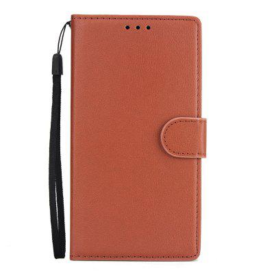 Leder Flip Case für Xiaomi Redmi 5 Plus Wallet Phone Cover