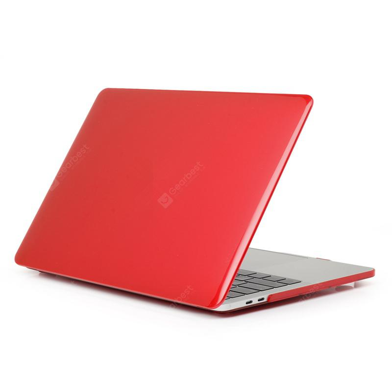 Plastic Case with Keyboard Cover Screen Protector for MacBook Pro 13 Inch