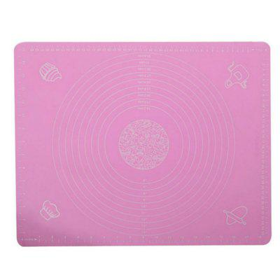 50x40CM Silicone Baking Mat Cooking Plate Table Cake Fondant Dough