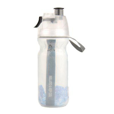 1PC Warm Insulation Double Layers Spray Kettle for Outdoorriz