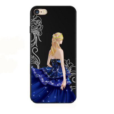 The Goddess of Oil Spray Painting Drop Resistance Phone Case for iPhone6/6s iarts hand painted the owner of the pet shop oil painting red 60 x 40cm