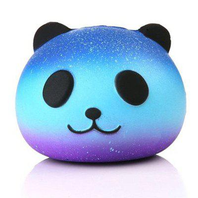 Star Panda Decompression Bread PU Simulation Slow Rebound Toy Jumbo Squishy creative simulation comadreja toy polyethylene