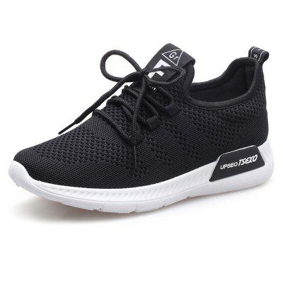 Sports Breathable Lightweight Student Running Shoes