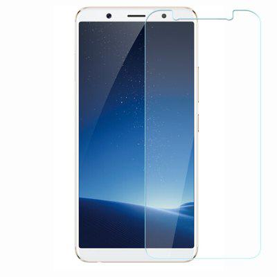 Tempered Glass Membrane Steel 0.26MM Half-Screen 2.5D Round Edge for Vivo X20 Plus