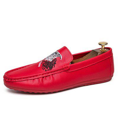 Breathable Loafers Slip on Drive Flats Leisure Shoes Comfort Sneakers