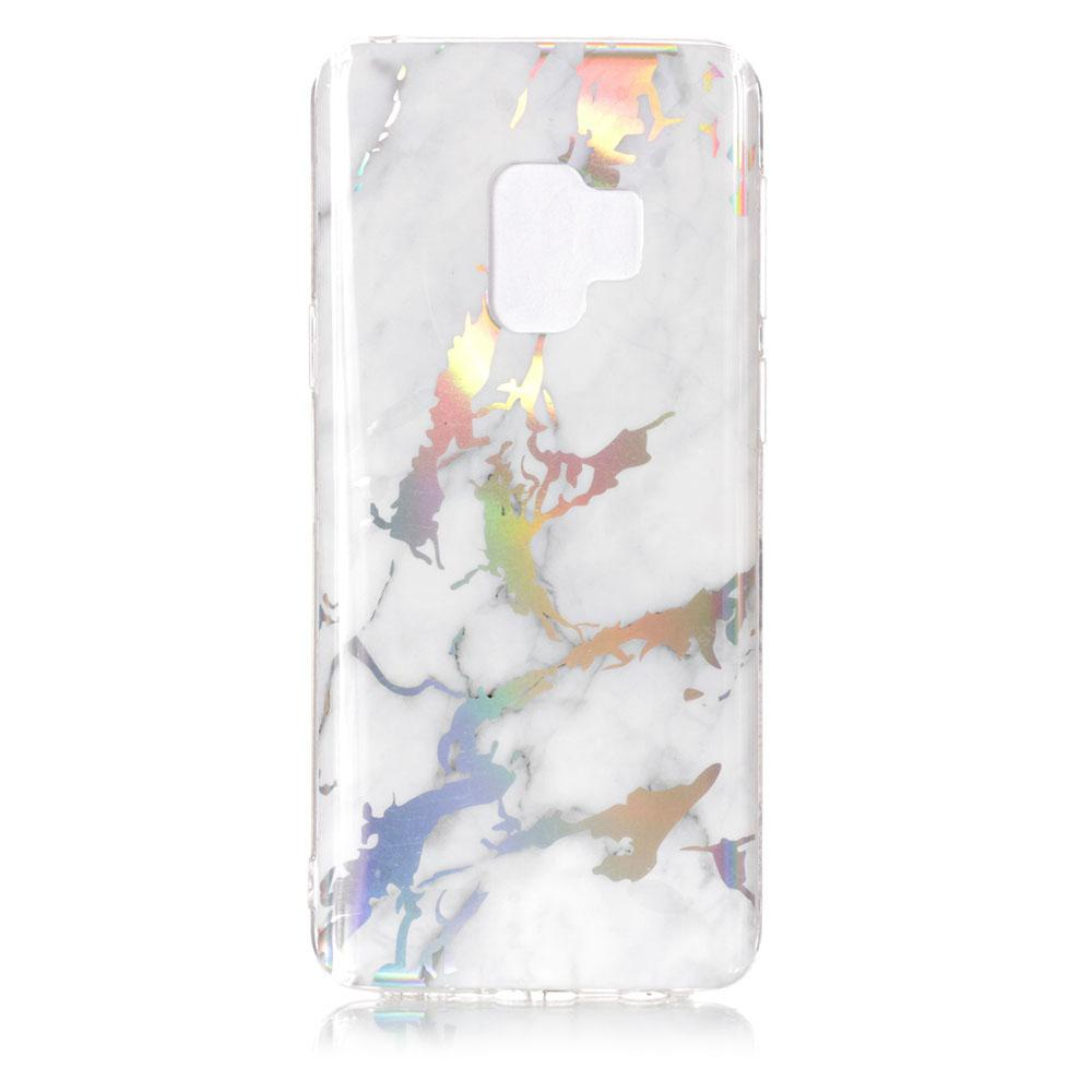 Luxury Ultra Thin Soft TPU Marble Case for Samsung Galaxy S9