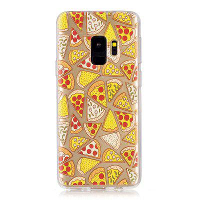 TPU Case for Samsung Galaxy S9 Pizza Pattern