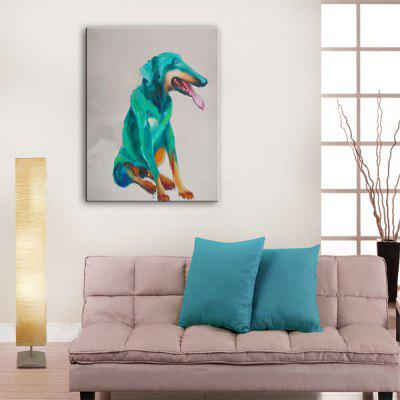 Special Design Frameless Paintings Sit Down Print