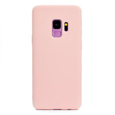 Shockproof TPU Case for Samsung Galaxy S9 Candy Color Silicone Cover