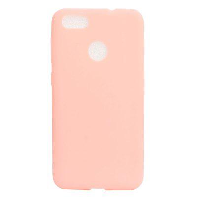 Shockproof TPU Case for Huawei Enjoy 7 / P9 Lite Mini Candy Color Silicone Cover