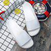 New Minimalist Style Home Slippers - WHITE