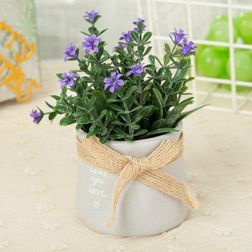 Gearbest & WX-C29-1679 Home Decoration Ceramic Decorative Small Flower Pot