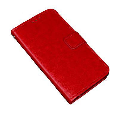 Crazy Horse Texture  PU Leather Case for Ulefone Power 2