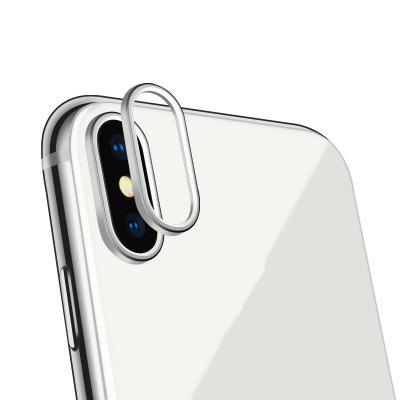 New Mobile Phone Camera to Protect Metal Ring for iPhoneX
