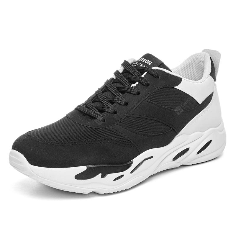 Ins Spring New Mens Sports Leisure Shoes Ulzzang Shoes Running All-Match Shoes