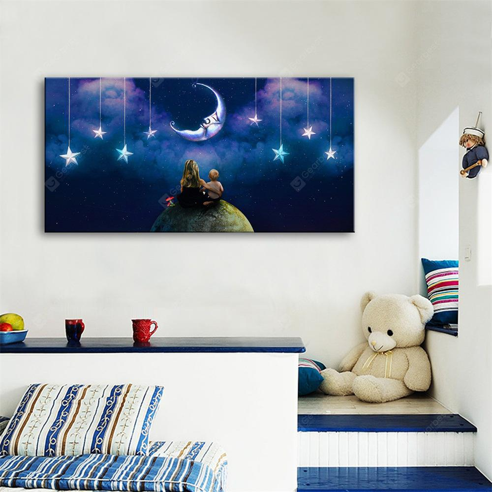Special Design Frameless Paintings Sky Print