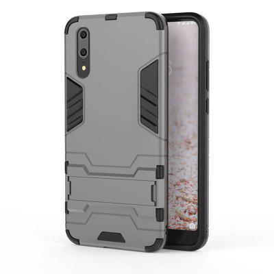 für Huawei P20 Chassis Stativ Hard Crash Cover Handy Shell
