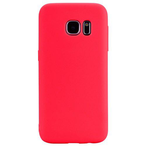get cheap b2bd8 c9e3f TPU Case for Samsung Galaxy S7 Candy Color Silicone Cover