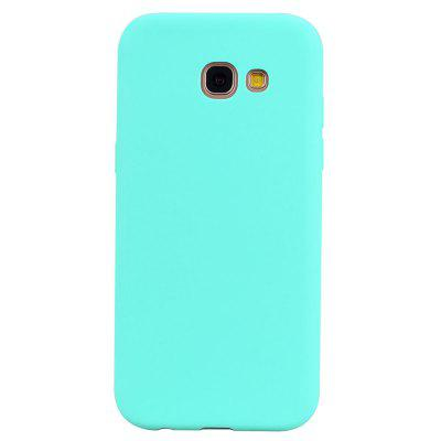 TPU Case for Samsung Galaxy A520 / A5 2017 Candy Color Silicone Cover