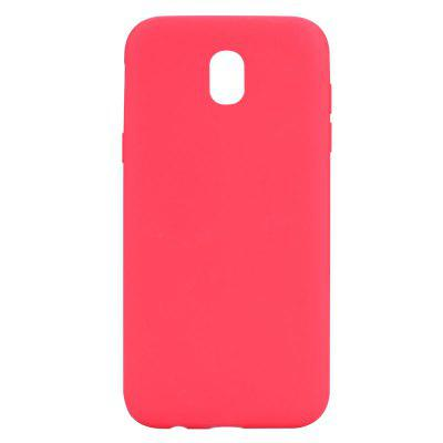 TPU Case for Samsung Galaxy J5 2017 / J530 EU Version Candy Color Silicone Cover