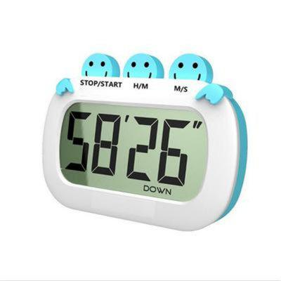 Digital Kitchen Timer Simple Operation Big Loud Alarm