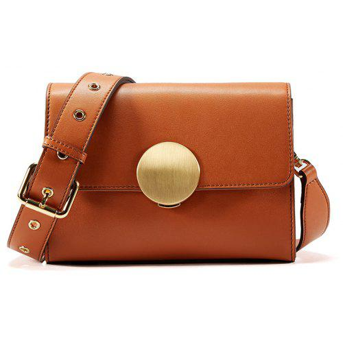 Emini House Flap Luxury Handbags Women Bags Designer Round Lock Crossbody Bag