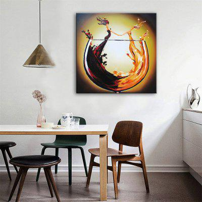 Special Design Frameless Paintings Alcohol Print