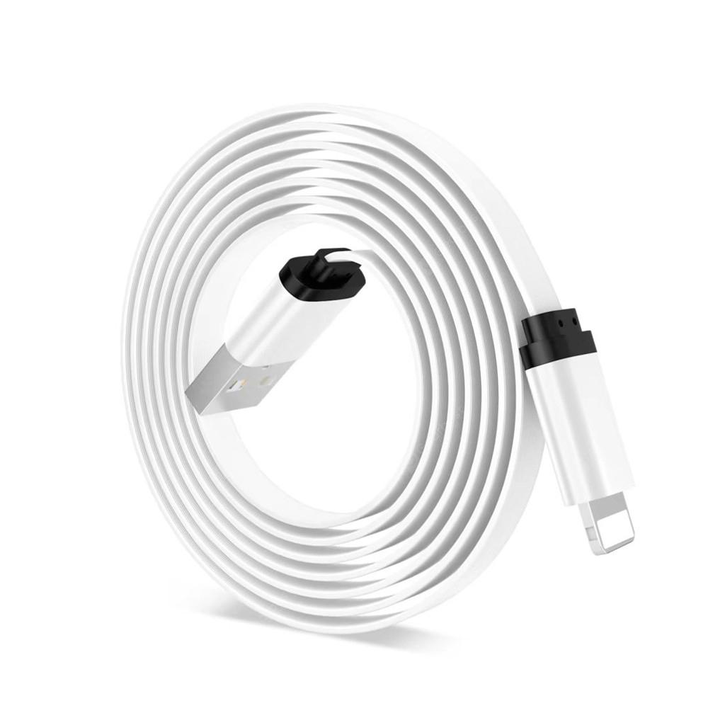 Gear Stripes 8PIN Data Charging Cable 100CM