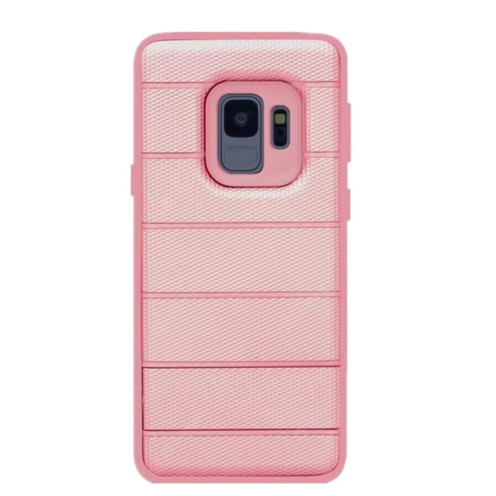 Cover Case for Samsung Galaxy S9 Heavy Duty Armor Holder Stand Deluxe Shockproof