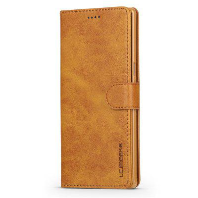 Cover Case for Samsung Note 8 Luxury Leather Wallet Silicon Flip Card Slots