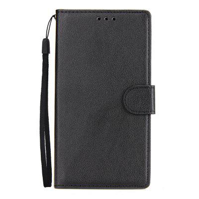 Funda de cuero con tapa para Xiaomi Redmi Note 4 Funda de billetera con versión global