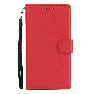 Leather Flip Case for Xiaomi Redmi Note 4 Global Version Wallet Phone Cover