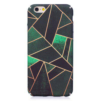 Hard PC Case for IPhone 6 / 6S Geometry Luminous Ultra Thin Slim Cover iphone 6s slim case sea waves