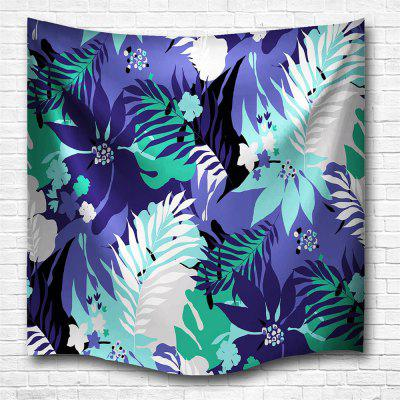 Leaves 3D Printing Home Wall Hanging Tapestry for Decoration