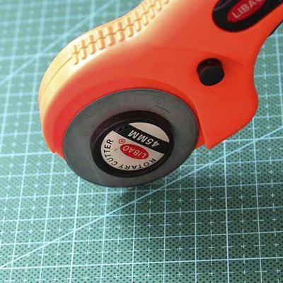 Professional Circle Rotary Cutter Three-dimensional Wheel Knife Cutting Tool