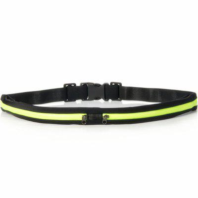 New Outdoor Sports Elastic Close-Fitting Waist Bag