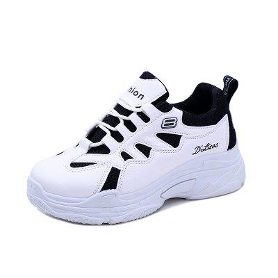 New Casual Fashion Small White Shoes
